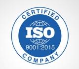 CÔNG TY TNHH XNK - DV CÔNG ĐĂNG nhận tiêu chuẩn ISO 9001:2015